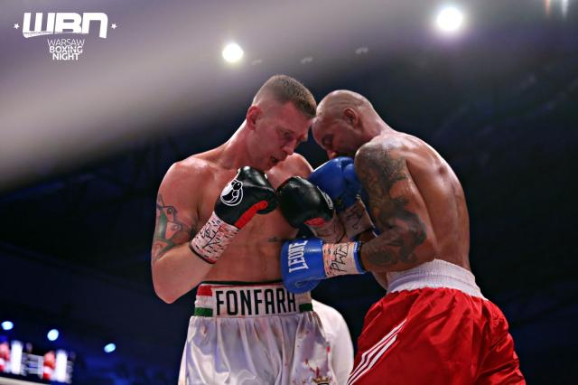 Warsaw Boxing Night Fot217