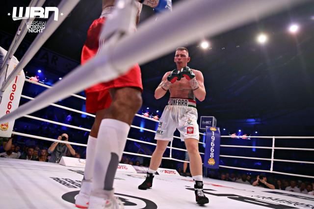 Warsaw Boxing Night Fot224