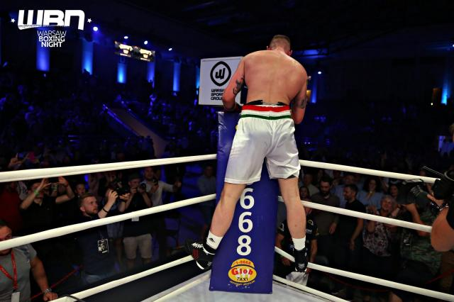 Warsaw Boxing Night Fot226