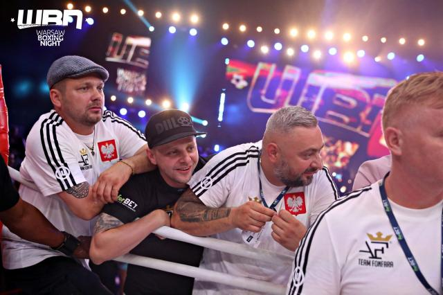 Warsaw Boxing Night Fot235
