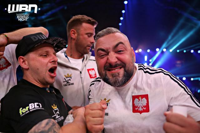 Warsaw Boxing Night Fot237
