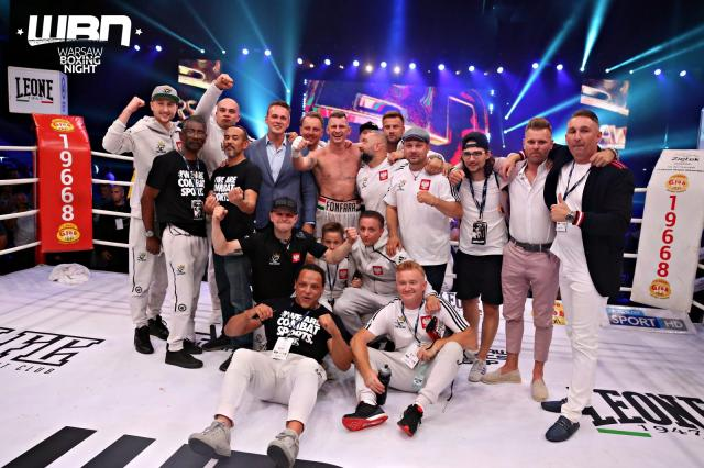 Warsaw Boxing Night Fot241